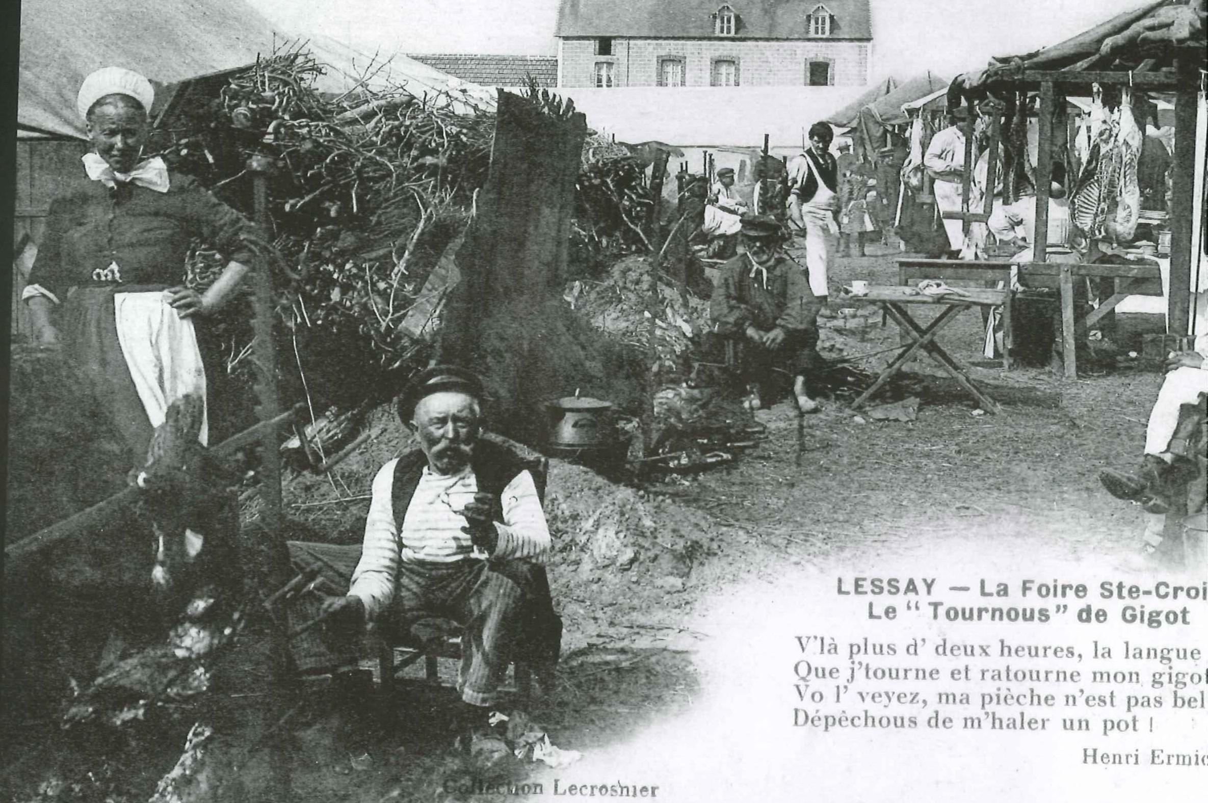 champs de lessay